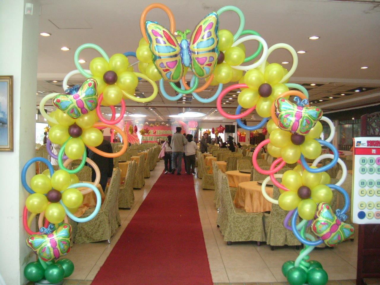 design 长条气球编花图解长条气球编造型图解  气球玫瑰花造型教程
